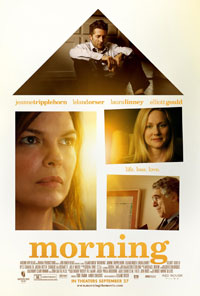 Morning movie poster
