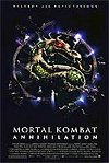 Mortal Kombat: Annihilation movie poster