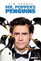 Mr. Popper's Penguins preview