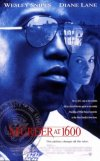 Murder at 1600 movie poster