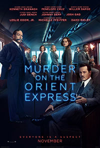 Murder on the Orient Express preview