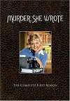 Murder, She Wrote: The Complete First Season movie poster