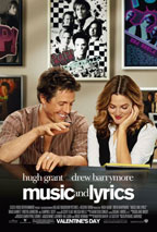 Music & Lyrics movie poster