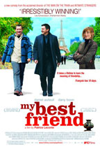 My Best Friend movie poster