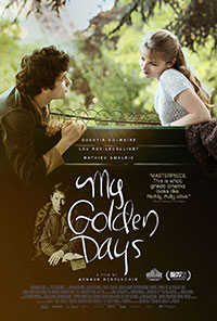 My Golden Days movie poster