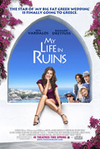 My Life in Ruins movie poster