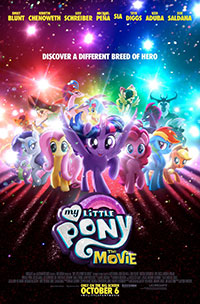My Little Pony: The Movie preview