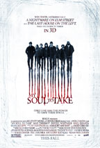 My Soul to Take movie poster