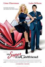 My Super Ex-Girlfriend movie poster