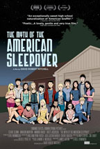 Myth of the American Sleepover movie poster