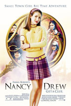 Nancy Drew movie poster
