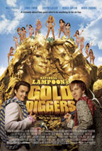 National Lampoon's Gold Diggers movie poster