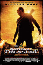 National Treasure preview