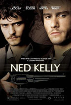 Ned Kelly movie poster