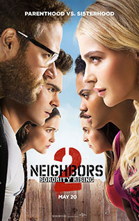 Neighbors 2: Sorority Rising preview