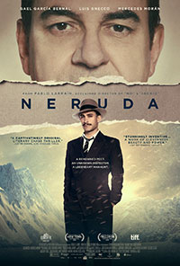 Neruda movie poster
