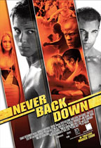 Never Back Down preview