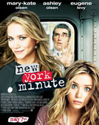 New York Minute movie poster