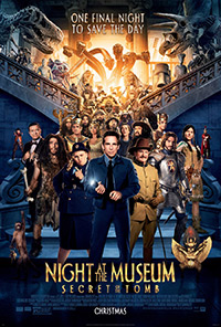 Night at the Museum 3: Secret of the Tomb preview