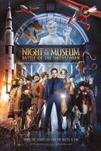 Night at the Museum: Battle of the Smithsonian preview