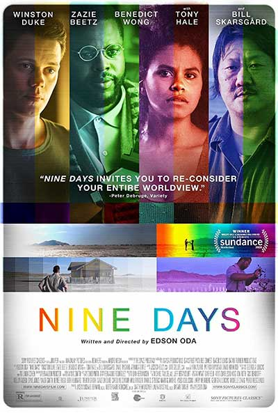 Nine Days movie poster