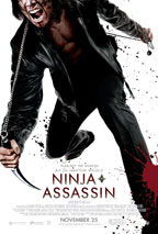 Ninja Assassin preview