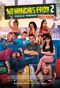 No Manches Frida 2 movie poster