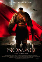 Nomad: The Warrior movie poster
