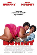Norbit movie poster