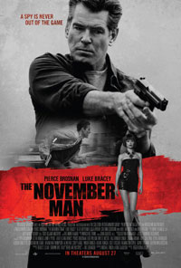 The November Man preview