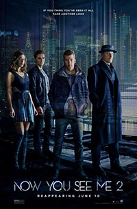 Now You See Me 2 preview