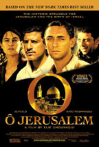 O Jerusalem movie poster