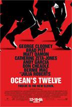 Ocean's Twelve movie poster