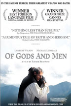 Of Gods and Men movie poster