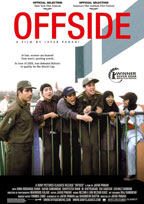 Offside movie poster