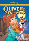 Oliver & Company movie poster