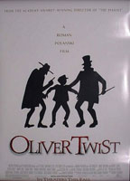 Oliver Twist movie poster