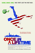 Once in a Lifetime: The Extraordinary Story of the New York Cosmos movie poster