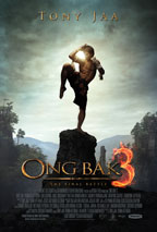 Ong Bak 3 movie poster