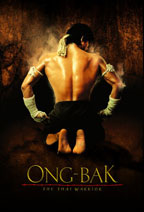 Ong-Bak: The Thai Warrior movie poster