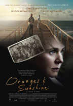 Oranges and Sunshine movie poster