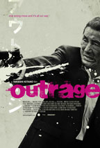Outrage movie poster