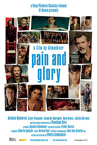Pain & Glory movie poster
