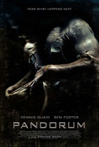 Pandorum movie poster