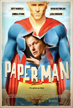 Paper Man movie poster