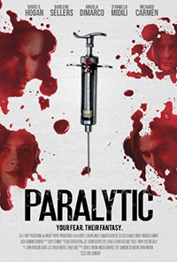 Paralytic movie poster