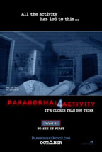 Paranormal Activity 4 preview