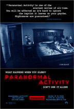 Paranormal Activity preview