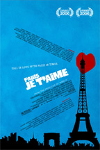 Paris, je t'aime movie poster