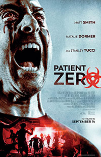 Patient Zero movie poster